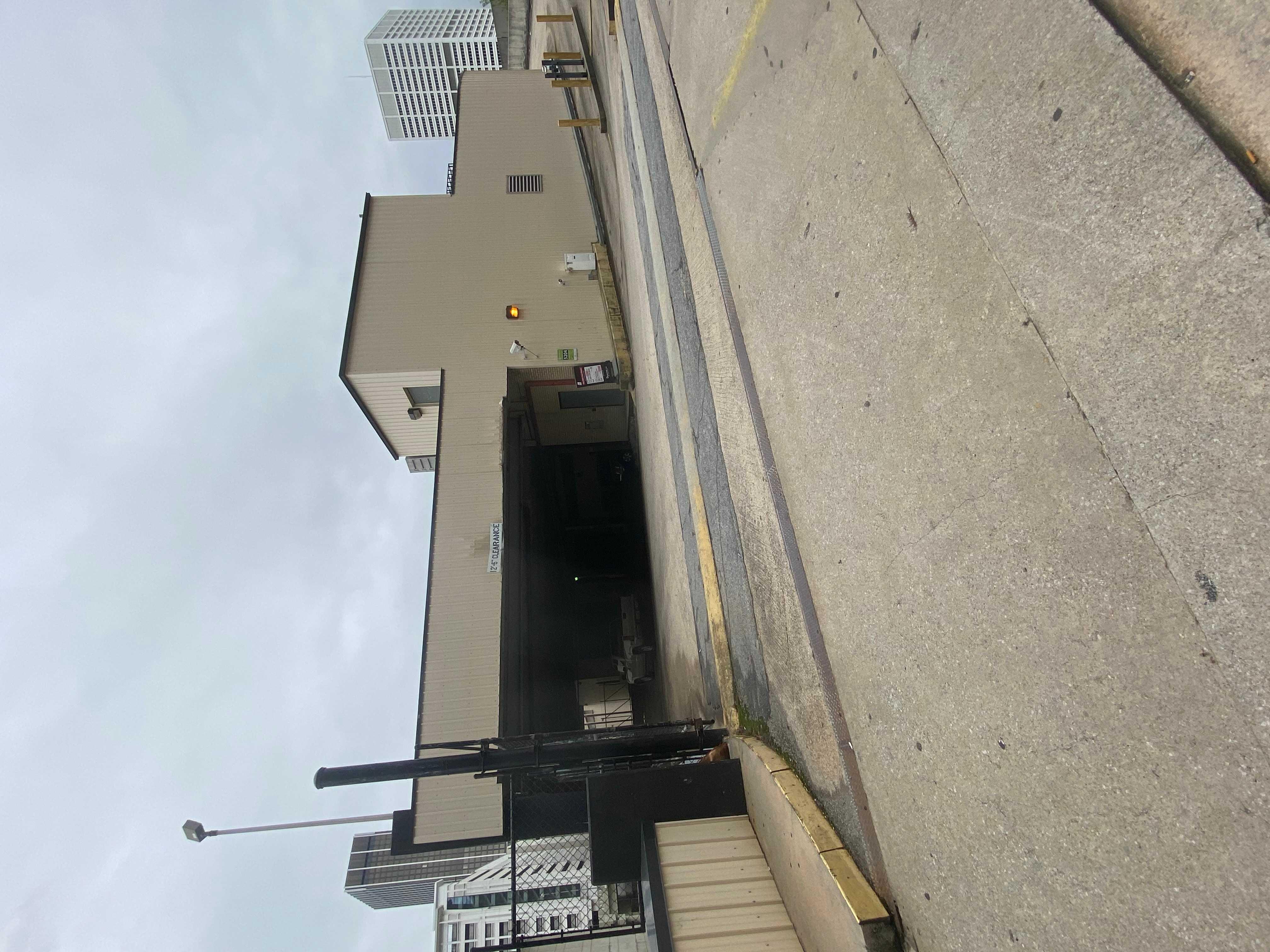 COP entrance-building