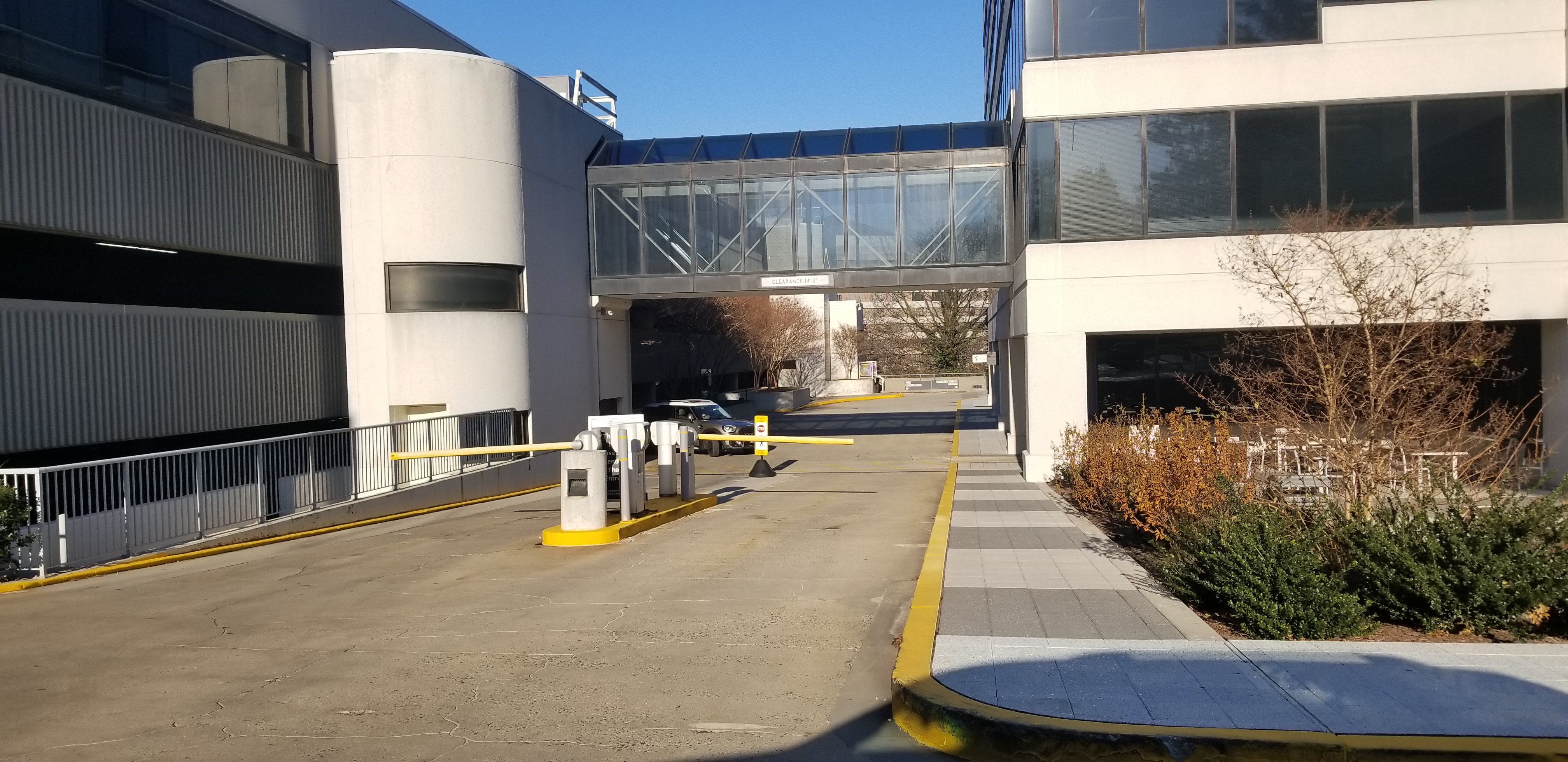 P3 Entrance
