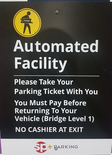 Automated Sign