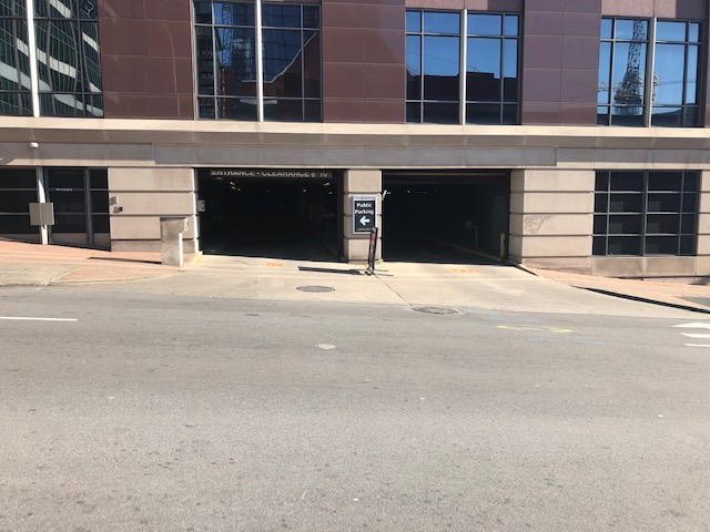 Vehicle Entrance/Exit