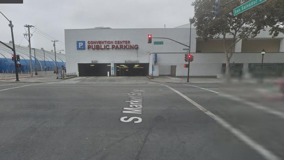 Convention Center Market Entry/Exit